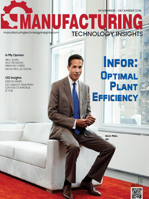 Infor: Optimal Plant Efficiency